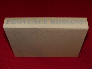 ZODIAQUE-ART-ROMAN-PROVENCE-ROMANE-Haute-Prov-La-Nuit-Des-Temps-46-EO-1977