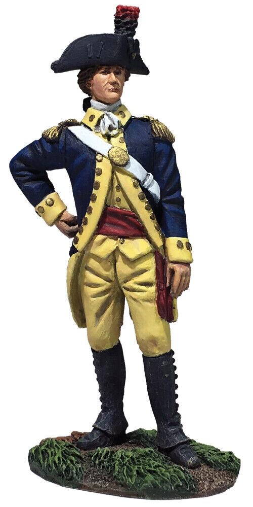 BRITAINS SOLDIERS MUSEUM 10060 - Alexander Hamilton 1783
