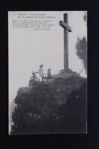 Tarjeta-Postal-Antigua-CPA-Belley-El-Andador-Y-Monumento