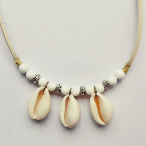 200~300 Pcs//Box Cowrie Seashells Oval Spiral Shells Beads with Holes DIY Making