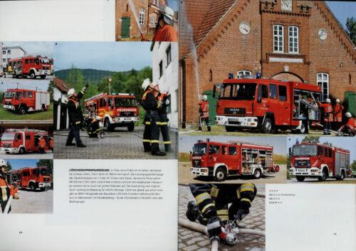 Si vigili del fuoco PROSPEKT 2002 8//02 brochure Fire Engine Trucks broschyr brandbilar