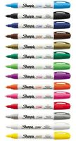 Sharpie Oil-Based Paint Markers,choose Medium,fine and extra fine colors
