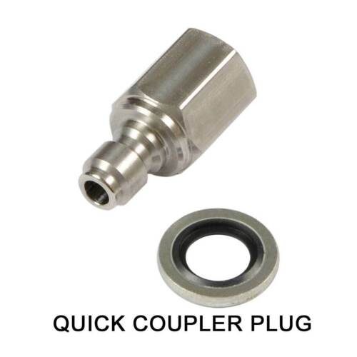 Webley Air Arms etc Fill Probes BEST Fittings Quick Coupler Plug Fits BSA