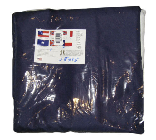 8x12 ft Embroidered Sewn State Of Texas 600D 2ply Nylon Flag 8/'x12/' Grommets