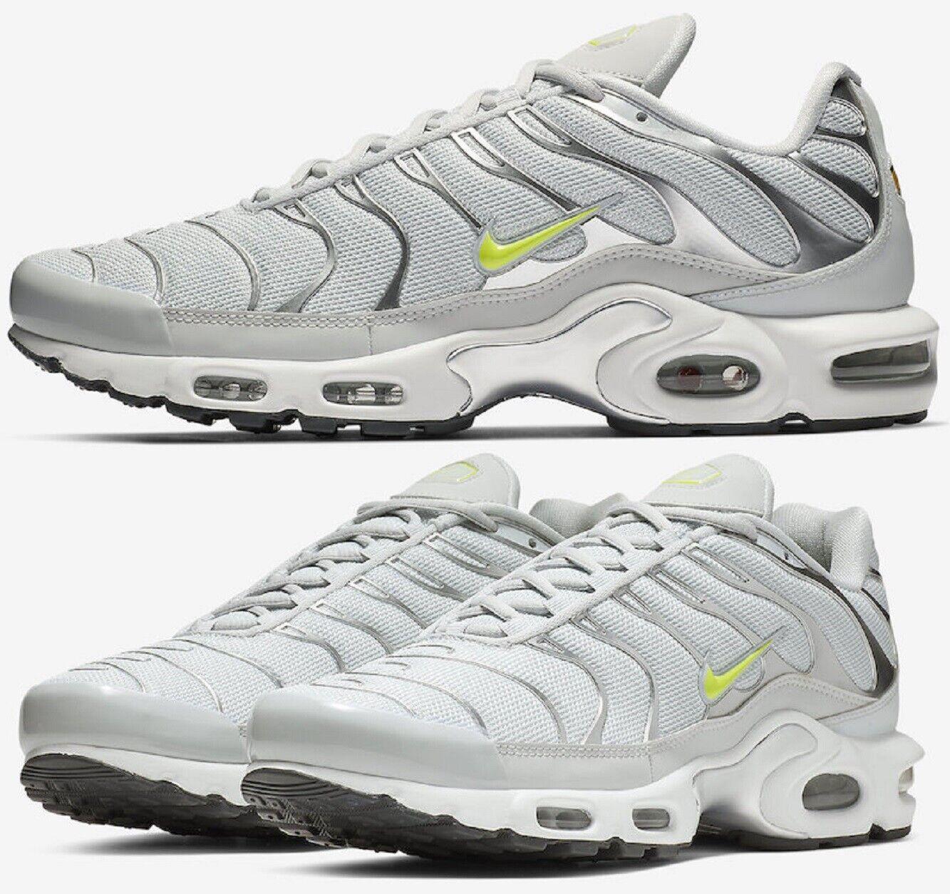 Nike Max SE Zapatillas Hombres Plus Air el estilo estilo estilo de vida zapatos Pure Platinium voltios 714f56