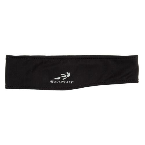 Headsweats UltreTech Headband Clothing Headband H//s Ultratech Bk//bk