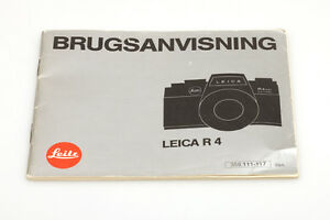Leica-R4-Bedienungsanleitung-034-Brugsanvisning-034