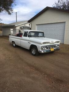 1961 GMC fleet side. $16,500   OBO