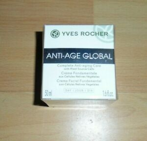 YVES-ROCHER-ANTI-AGE-GLOBAL-Complete-Anti-aging-Care-50ml-New-Made-in-Ireland