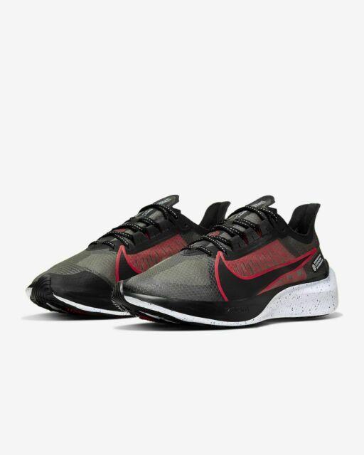 Nike Zoom Gravity Men's Running Shoes BQ3202 005 Black Red White New In Box
