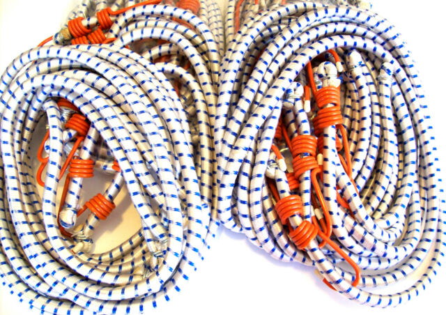 """24 SUPER THICK BUNGEE CORDS TIE DOWN 24/"""" LENGTH"""