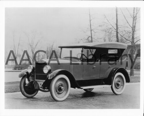 Factory Photo 1924 Moon Six-40 Standard Touring Car Ref. #57981