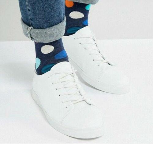 Happy Socks Big Dot Sock Unisex Gr.36-40 UVP 13€ Bunte Socken HH55