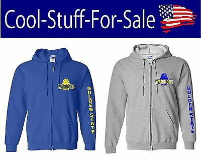 Chicago Cubs Sky Line Zip-Up Hooded Sweatshirt With Custom Name and Number