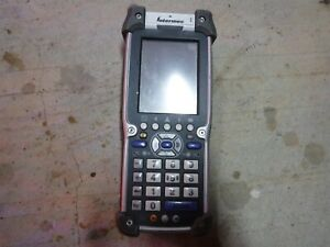 Intermec CK61 Handheld Computer Barcode Scanner without Accessories Used