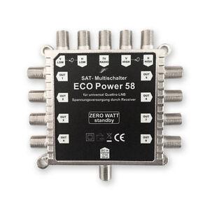 Sat-Multischalter-ECO-Power-5-8-HDTV-3D-HD-3D-4K-ohne-Spannungsversorgung