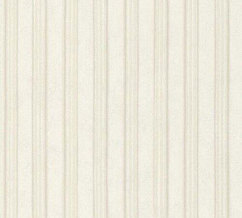 Daniel Hechter Toison Papier Peint Daniel Hechter Crème Rayures 285911