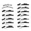 thumbnail 8 - Wiper-Blades-Aero-for-Aston-Martin-Vantage-Coupe-4-7-S-2011-2018