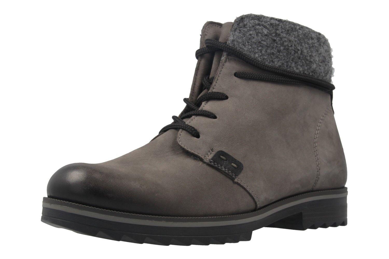 Remonte Stivali in taglie forti grandi scarpe da donna grigio XXL | Funzione speciale  | Uomini/Donne Scarpa