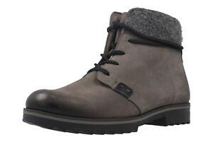 Large donna Grigio Plus Scarpe Xxl Size da Boots Remonte vYCHxqwtt