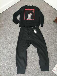 Set of 2 Neil barrett slouch pants + sweater size 48/M