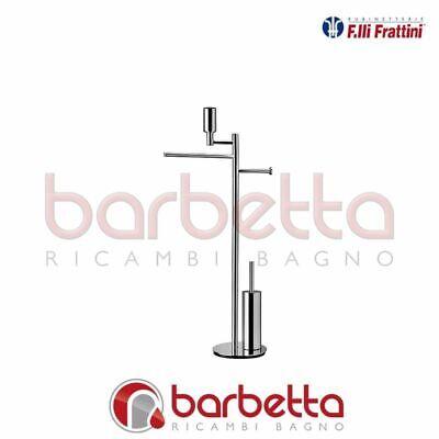 Piantana Porta Salvietta Rotolo Sapone E Scopino Gaia Frattini 45318c Seniliteit Uitstellen