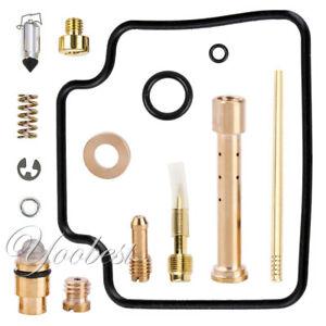 Carburetor Rebuild Kit Carb Repair for Suzuki 1998-2002 Quadrunner 500 LT-F500F