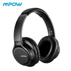 Mpow-H7-grande-taille-sur-l-039-oreille-Bluetooth-casque-HiFi-stereo