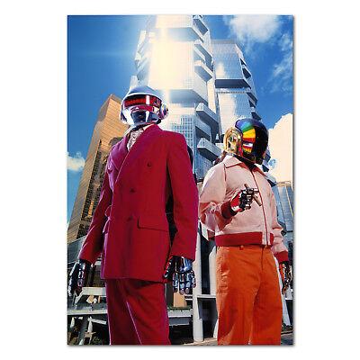 Daft Punk Poster Classic Photo High Quality Prints
