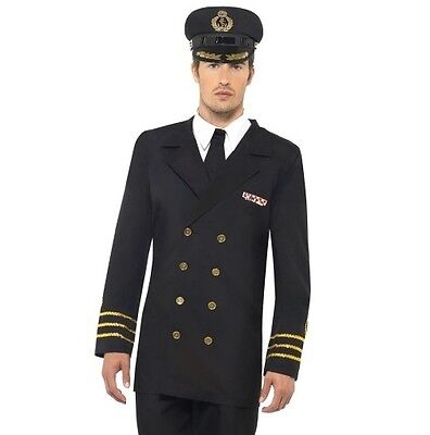 NEW Sailor Neck Tie Sailor Navy Costumes Smiffy/'s Fancy Dress Accessories