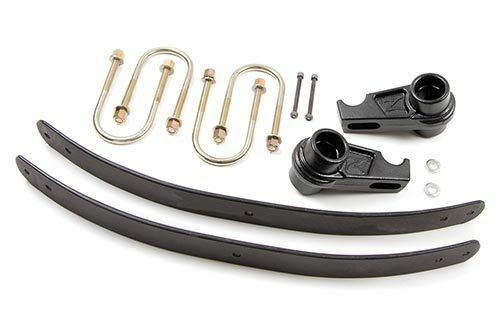 """1 NEW ZONE OFFROAD C1224 2/"""" 04-12 Chevy GMC Colorado//Canyon 4WD Lift Kit"""