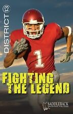 Fighting the Legend (District 13)-ExLibrary