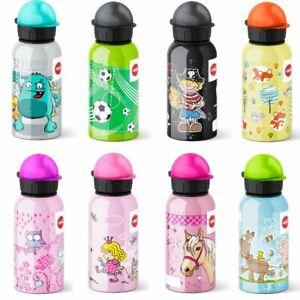 EMSA-KIDS-TRINKFLASCHE-0-4L-Flasche-fuer-Kinder-Kindersportflasche-Sportflasche