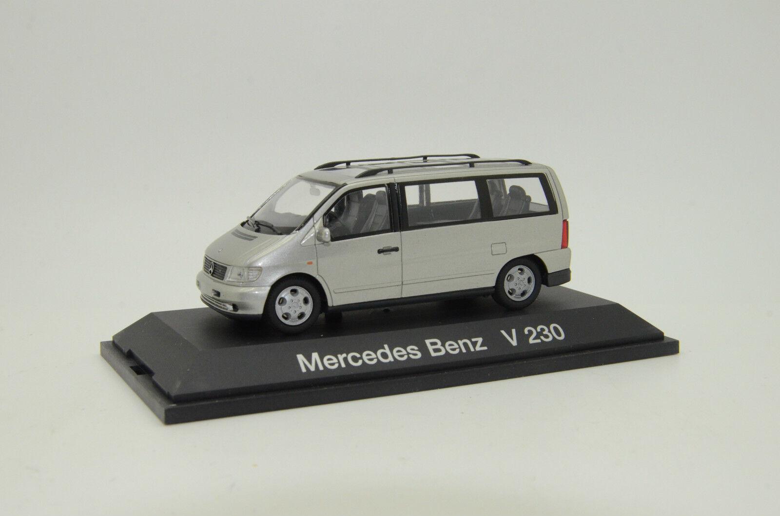Todo en alta calidad y bajo precio.    rara rara rara    Mercedes V230 Schuco 1 43  Envíos y devoluciones gratis.