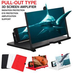 Mobile Handy Bildschirm Vergrößerungsglas Augen Schutz 3D HD Display