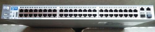 HP ProCurve 2650 10//100 48-Port Ethernet Switch J4899C Rackmount