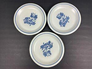 Set-of-3-Pfaltzgraff-Yorktowne-Bread-Dessert-Salad-Plates-6-5-8