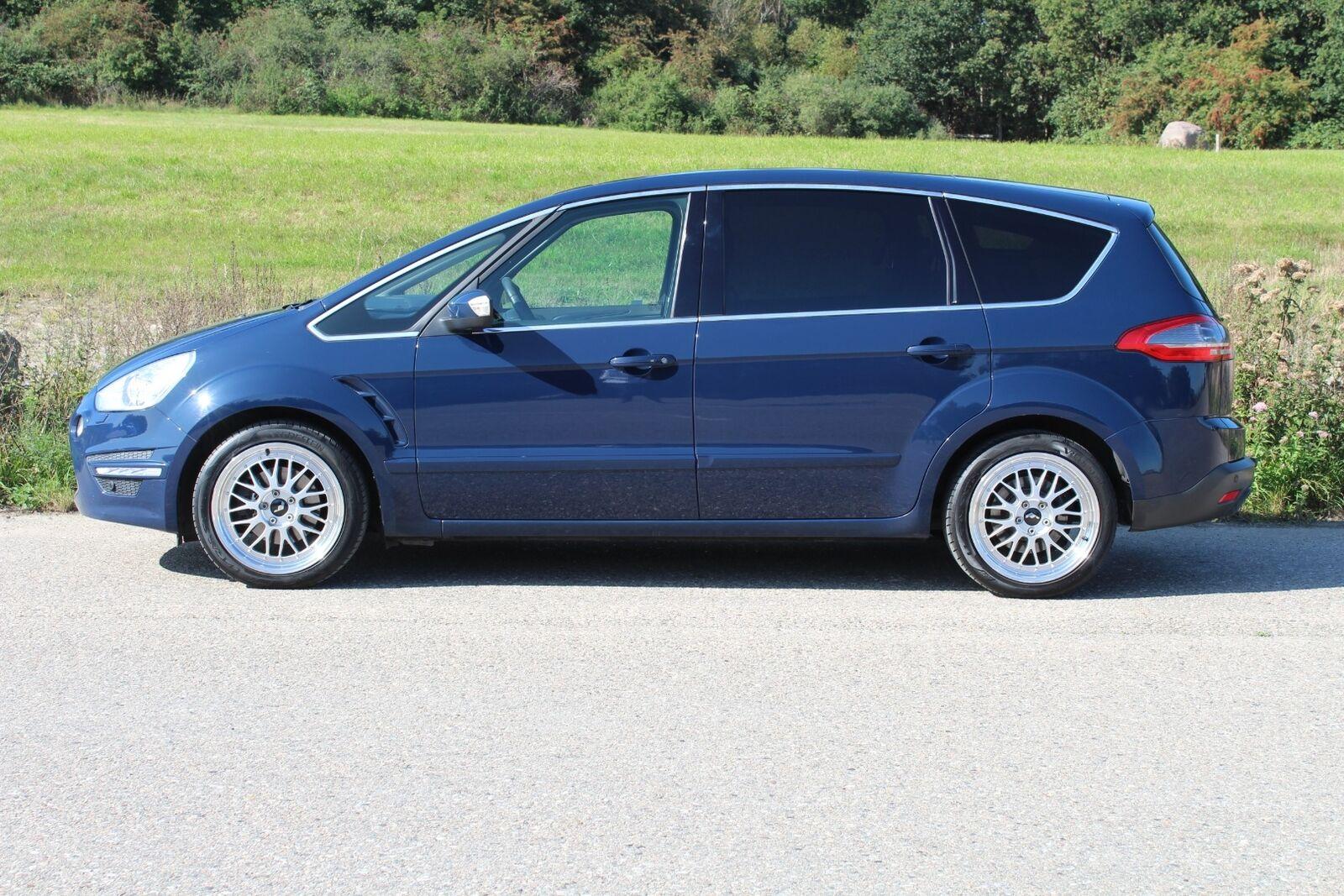 Ford S-MAX 2,0 SCTi 203 Titanium aut. 7prs