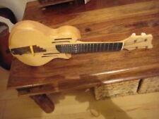Vintage Airline style Guitar ukulele large nut falcon headstock custom made