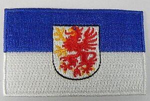 Vorpommern-Aufnaeher-gestickt-Flagge-Fahne-Patch-Aufbuegler-6-5cm-neu