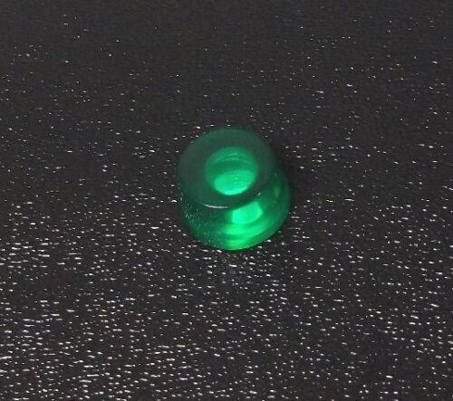 3 BBT Marine Grade 120 volt AC Waterproof Green Led Indicator Lights