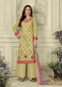 99fcb9464a Image is loading Indian-Pakistani-Ethnic-Designer-Anarkali-Salwar-Kameez -Desi-