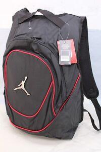 Nike Air Jordan Jumpman Laptop School Gym Hiking Daypack Backpack ... 64df2b203a54b
