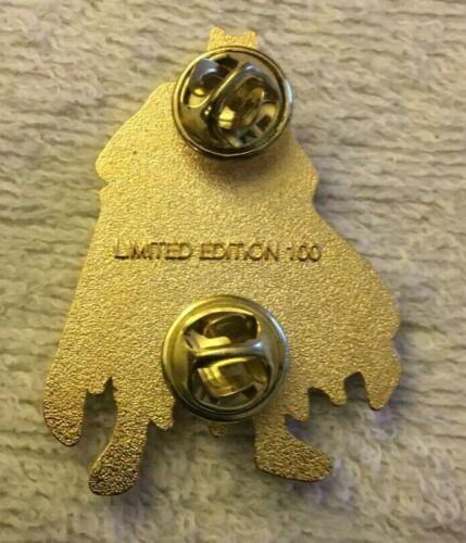 "1 3//4/"" BATMAN Metal Hat Lapel Pin Limited Edition"