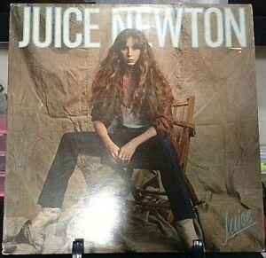 JUICE NEWTON Juice Album Released 1981 Vinyl/Record Collection US pressed