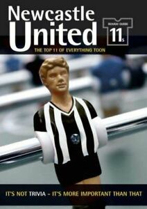 Very-Good-The-Rough-Guide-11s-Newcastle-United-Mikey-Carr-Paperback