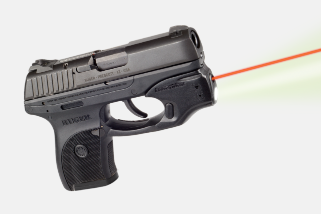 LASERMAX CF-LC9-C-R GRIPSENSE LIGHT AND RED LASER FOR RUGER LC9, LC9S, LC380