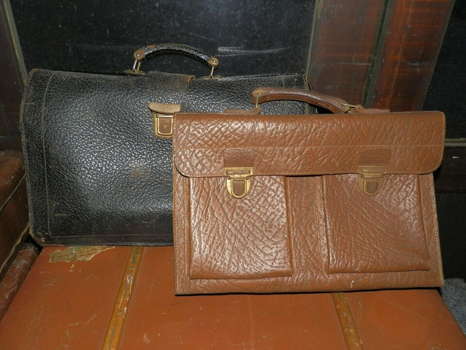 Gamle kufferter, Retro kuffert og taske