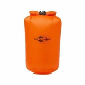 ORANGE 8L - Sea to Summit Ultra-Sil Tough, Flexible and Waterproof Dry Sack