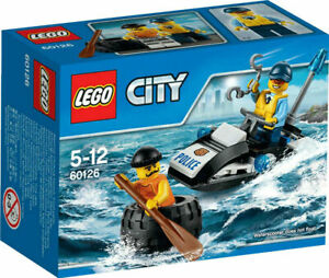 LEGO-City-60126-Flucht-per-Reifen-NEU-OVP